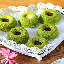 绿色蒂格蕾(抹茶味小蛋糕)