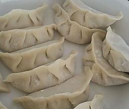 玉米马蹄饺子的做法