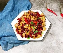 超级下饭的辣子鸡的做法