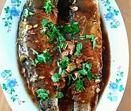 酱烧鱼的做法