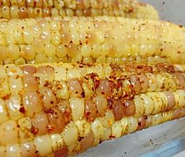 ‼️比肉好吃的烤玉米㊙️烤箱版的做法