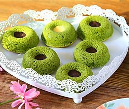 绿色蒂格蕾(抹茶味小蛋糕)的做法