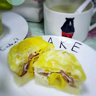 韩式鸡蛋糕