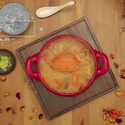 厨房小白也能做得超好吃的海鲜粥 认真对待海洋的味道No.1