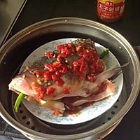 剁椒鱼头的做法图解4