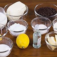 酸奶冻芝士蛋糕的做法图解1