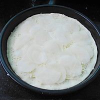 土豆培根披萨的做法图解9