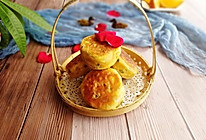 #精品菜谱挑战赛#早餐+南瓜葱香发面饼的做法