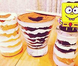 木糠杯【木糠蛋糕】的做法