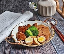 电饭锅卤味拼盘的做法