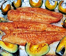 降糖餐✨香烤巴沙鱼✨的做法