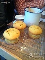 榴莲纸杯蛋糕