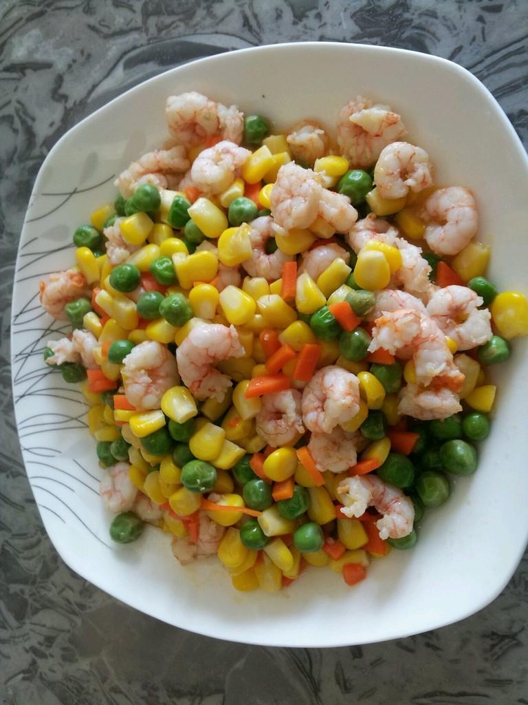 虾仁玉米的家常做法_虾仁炒三鲜怎么做_虾仁炒三鲜的做法_豆果美食