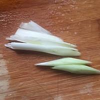 鲜掉眉毛的虾仁炒角瓜的做法图解4