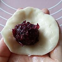 玫瑰鲜花饼的做法图解14