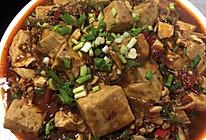 麻婆豆腐(加肉末版)的做法