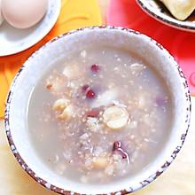 #换着花样吃早餐#五谷杂粮粥
