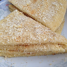 面包糠版鸡蛋饼