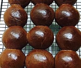 黑眼豆豆面包的做法