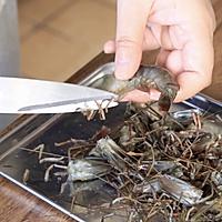 鲜虾粉丝煲的做法图解2