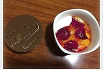 芒果冰激淋---自制宝宝美食的做法
