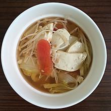低卡番茄蔬菜汤