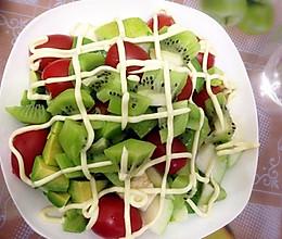 水果沙律的做法