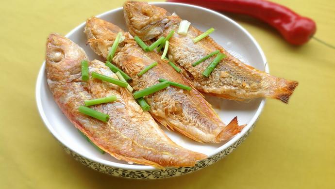 香煎金丝鱼