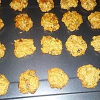 燕麦提子花生饼干的做法图解3