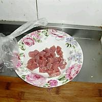 孕妇必吃,开胃菜,菠萝咕咾肉的做法图解1
