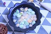 双色鱼丸萝卜汤 宝宝辅食食谱的做法