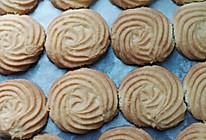 淡奶油曲奇饼干# 东菱魔法云面包机 #的做法