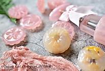 红薯坚果水晶月饼的做法