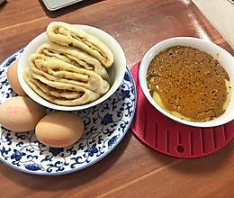老北京早茶— —面茶的做法