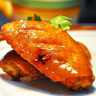 蜜汁烤翅-美亚粉尚
