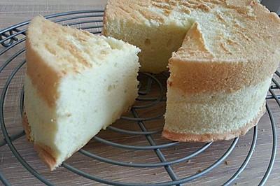 海绵蛋糕7寸