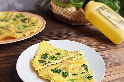 菜脯蛋 植物蛋版
