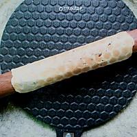 香酥蛋卷#年味十足的中式面点#的做法图解9