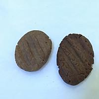 巧克力饼干(玉米油黄油混合版)的做法图解9