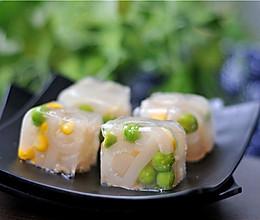 给客人做一道爽口下酒菜吧——水晶肉皮冻的做法