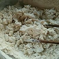 莜面素馅饼#金龙鱼外婆乡小榨菜籽油#的做法图解2