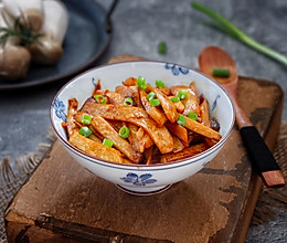 蒜香油焖杏鲍菇#精品菜谱挑战赛#的做法