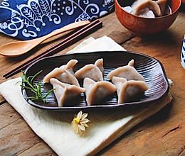 韭黄芋饺#复刻中餐厅#的做法