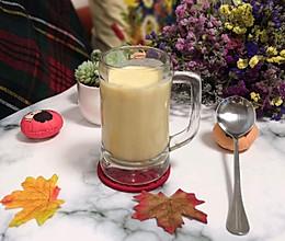 豆浆芒果汁的做法