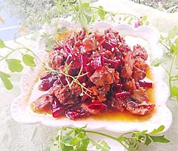 李孃孃爱厨房之一一冷吃陈皮兔的做法