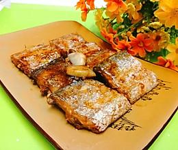 #入秋滋补正当时#味道鲜美的香煎带鱼的做法