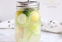柠檬果蔬气泡水的做法