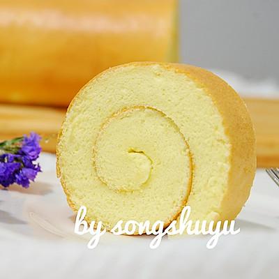 简单快手蛋糕卷