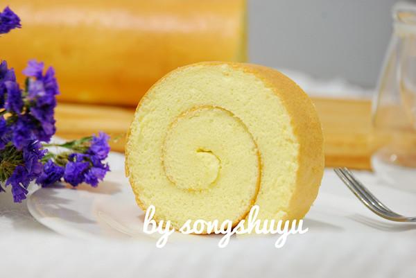 简单快手蛋糕卷的做法