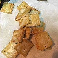 快手美味煎豆腐的做法图解3
